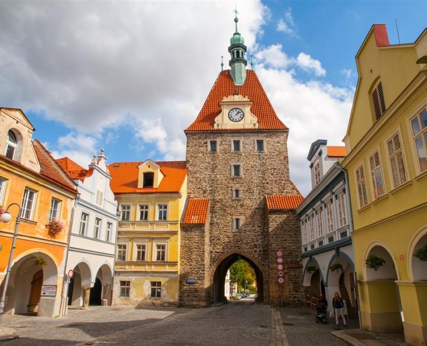 Domažlice Pražská brána