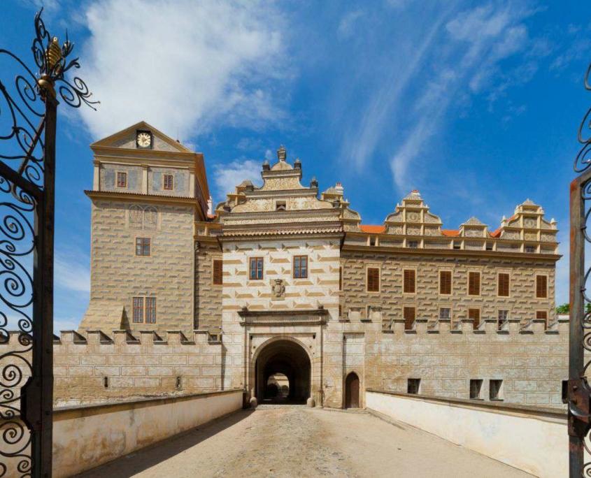 Horšovský Týn zámek